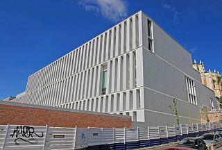 Royal Art museum in Cuesta de la Vega, Madrid