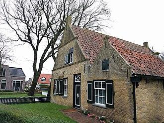 Ameland - Image: Museum sorgdrager 1508854191