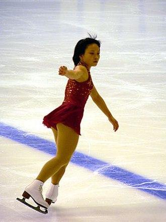 Figure skating jumps - Toe pick jump takeoff