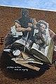 Muurschildering 'de onthoofding van Philips van Horne' Weert 01.jpg