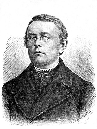 Shche ne vmerla Ukraina - Mykhailo Verbytsky, the composer of the Ukrainian national anthem.