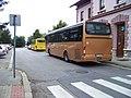 Nádraží Uhříněves, Crossway 1640 na lince 232 (01).jpg
