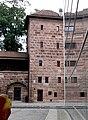 Nürnberg Frauentormauer Turm blaues S.jpg