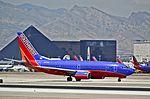 N777QC Southwest Airlines 2000 Boeing 737-7H4 - cn 30592 - ln 621 (13210879174).jpg
