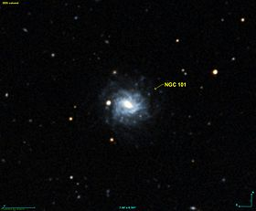 Image illustrative de l'article NGC 101