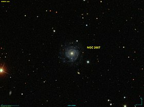 Image illustrative de l'article NGC 2607