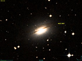 Image illustrative de l'article NGC 2907