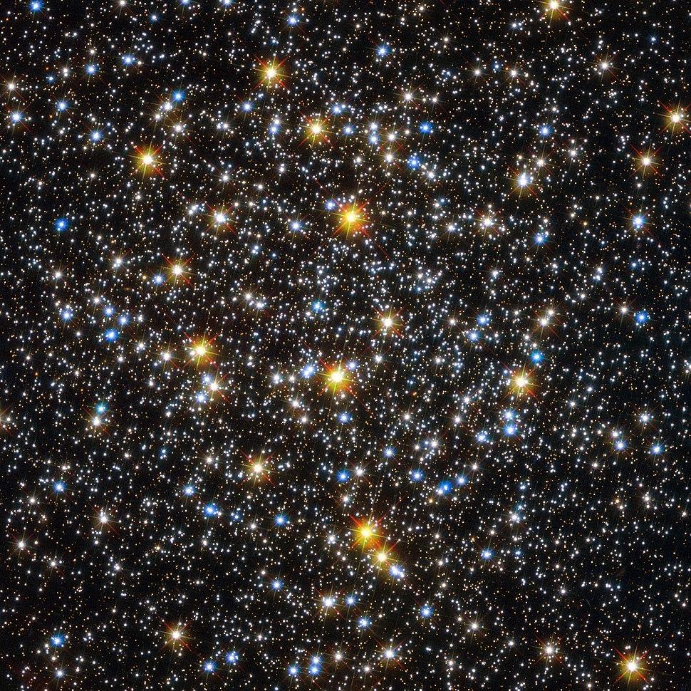 NGC 6362 globular cluster HST