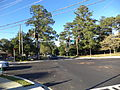 N Oak and Gornto Rd Intersection (looking N).JPG