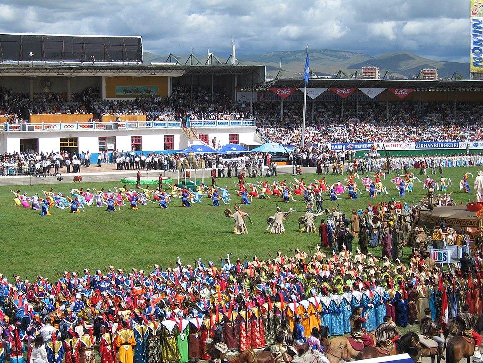Naadamceremony2006