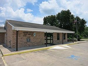 Nada, Texas - Image: Nada TX Post Office