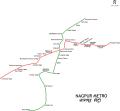 Nagpur Metro rail map.png