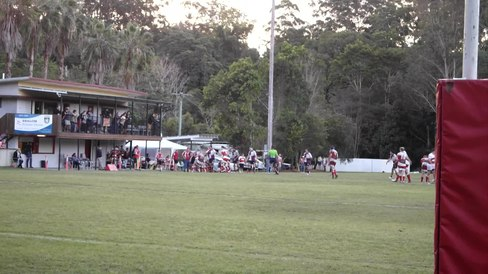 File:Nambour vs. Noosa in front of clubhouse.webm