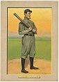 Nap Lajoie, Cleveland Naps, baseball card portrait LCCN2007685672.jpg