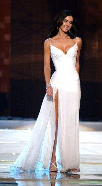Miss Universe Canada - Natalie Glebova - Miss Universe Canada 2005 (Russian)