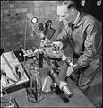National Physical Laboratory- Science and Technology in Wartime, Teddington, Middlesex, England, UK, 1944 D23195.jpg