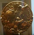 National gallery in washington d.c., pisanello, medaglia di novello malatesta verso.JPG
