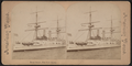 Naval parade, New York Harbor, from Robert N. Dennis collection of stereoscopic views.png