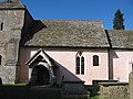 Nave and porch, St. Mary's Church, Kempley - geograph.org.uk - 732378.jpg