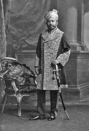 Nawab Fateh Ali Khan Kazilbash - Image: Nawab Sir Fateh Ali Khan Qizilbash