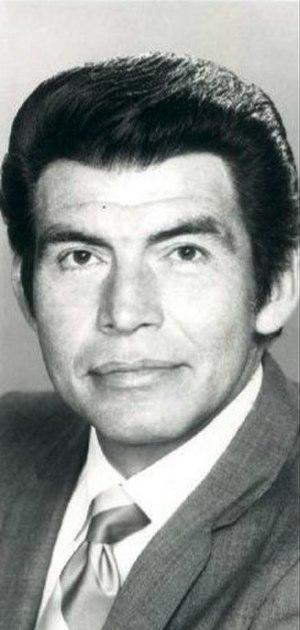 Ned Romero - Romero in 1970.