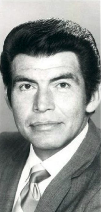 Ned Romero - Romero in 1970.