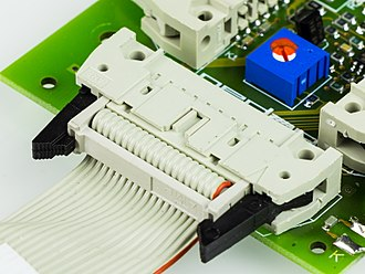 TE Connectivity - AMP connector