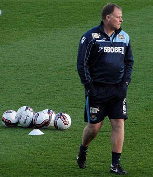 Neil McDonald (footballer) - McDonald as coach with West Ham United