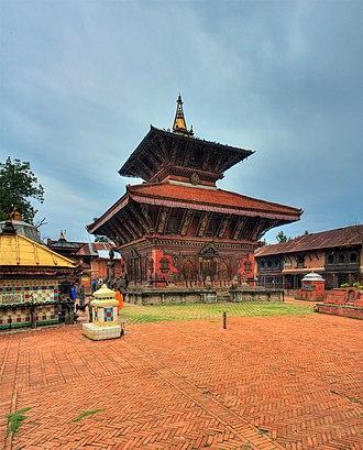 Changu Narayan - Changu Narayan temple