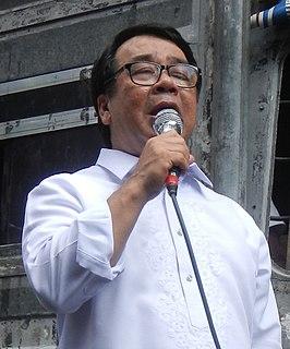 Neri Colmenares Filipino politician