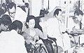 Netty Herawaty and her husband Darussalam in Singapore Dunia Film 1 Jun 1954 p4.jpg