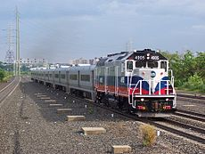 New Jersey Transit train 53 to Port Jervis.jpg