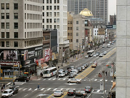 Market and Broad Streets, Downtown Newark Newark-broad-street.jpg