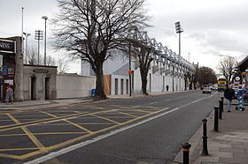 Newly Completed Stand, Leinster Rugby Ground Donnybrook.jpg