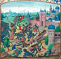 Nicopol final battle 1398.jpg