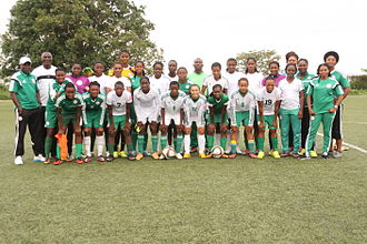 Nigeria women's national under-20 football team - Nigeria U-20 Women's National team 2015