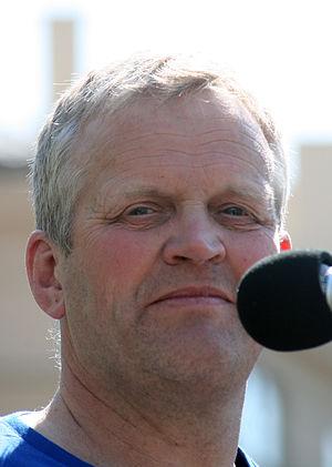 Nils T. Bjørke - Bjørke in 2014