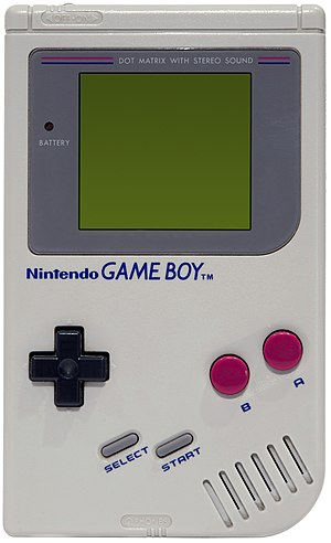 Original Nintendo Gameboy.