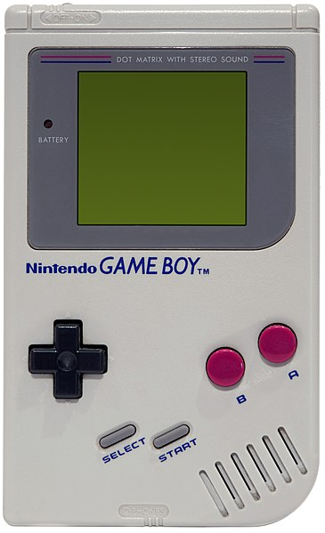 365px Nintendo Gameboy %Category Photo