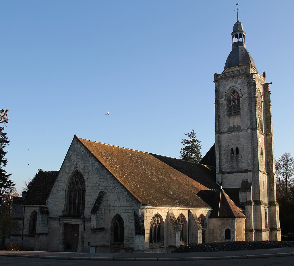 Nogent-le-Rotrou - Église Saint-Hilaire - 8.jpg
