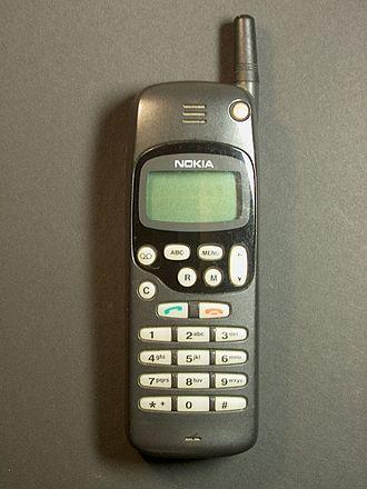 Nokia 1610 - Image: Nokia 1610