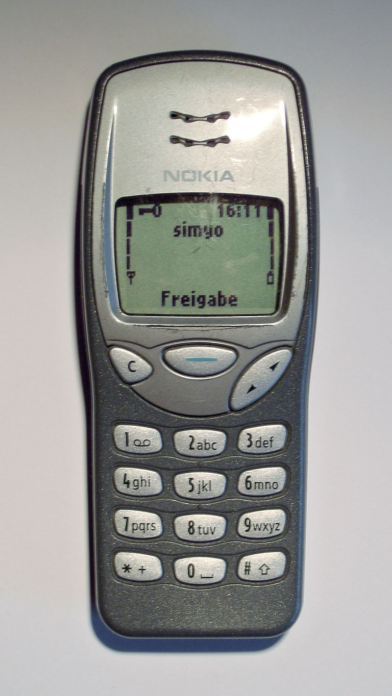 file nokia 3210 with display wikimedia commons. Black Bedroom Furniture Sets. Home Design Ideas