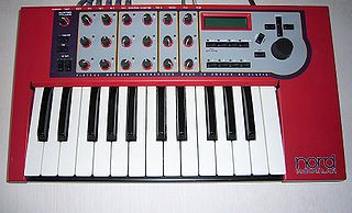 Nord Modular Line of synthesizers