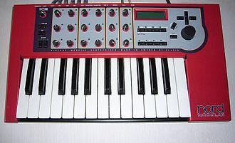 Nord Modular - Nord Modular (Classic, keyboard version)