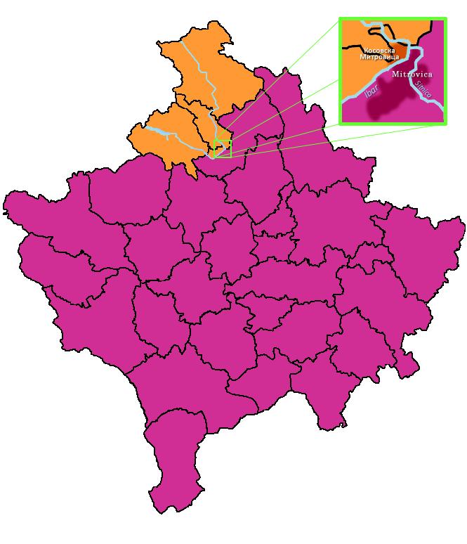 North Kosovo