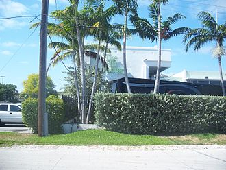 The Hit Factory - Criteria Studios (The Hit Factory Criteria Miami) at 1755 NE 149th St. Miami, Florida 33181 in 2011