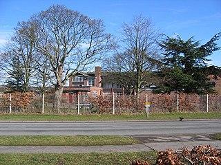 Norton College Academy in Norton-on-Derwent, North Yorkshire, England