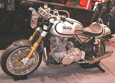 Norton Motorcycle Company - Wikiwand
