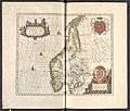 Norvegia Regnvm, Vulgo Nor-ryke - Atlas Maior, vol 1, map 11 - Joan Blaeu, 1667 - BL 114.h(star).1.(11).jpg