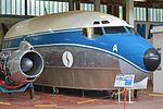 Nose of Boeing 707-329 'A' (OO-SJA) (34664176366).jpg